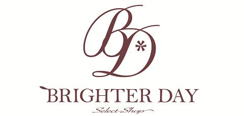 BRIGHTERDAYロゴ